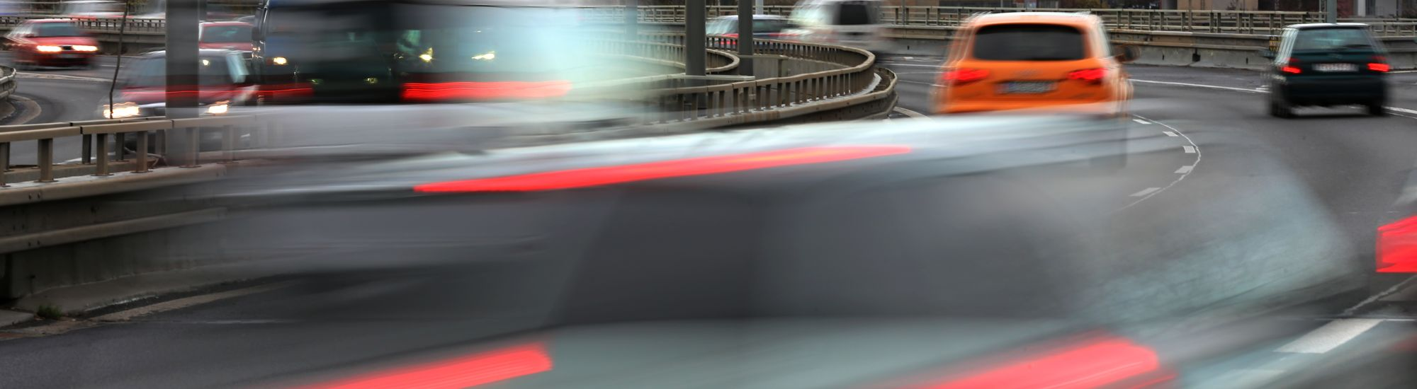 V Holešovičkách: intenzity dopravy