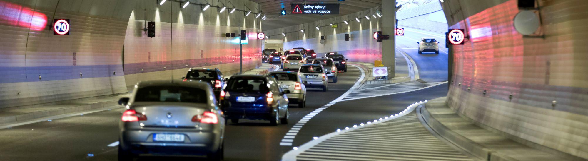Intenzity dopravy 31 týdnů po zprovoznění