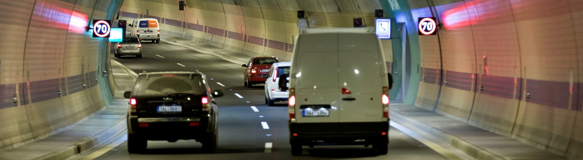 Skladba dopravního proudu v TKB